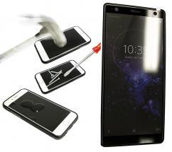 billigamobilskydd.seFull Frame Glas skydd Sony Xperia XZ2 (H8266)