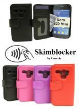 CoverInSkimblocker Plånboksfodral Doro Liberto 820 Mini