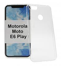 billigamobilskydd.seUltra Thin TPU Skal Motorola Moto E6 Play