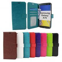 billigamobilskydd.seCrazy Horse Wallet Samsung Galaxy A70 (A705F/DS)