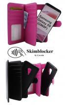 CoverInSkimblocker XL Magnet Fodral Samsung Galaxy S9 (G960F)