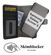 CoverInSkimblocker Magnet Fodral Samsung Galaxy Xcover 5 (SM-G525F)