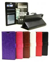billigamobilskydd.seCrazy Horse Wallet Sony Xperia E5 (F3311)