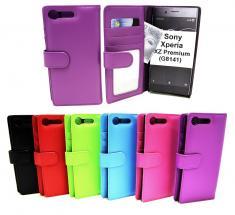billigamobilskydd.sePlånboksfodral Sony Xperia XZ Premium (G8141)