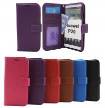 billigamobilskydd.seNew Standcase Wallet Huawei P20 (EML-L29)