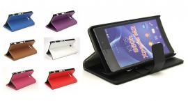 billigamobilskydd.seStandcase wallet Sony Xperia M2 (D2303)