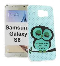 billigamobilskydd.seDesignskal TPU Samsung Galaxy S6 (SM-G920F)