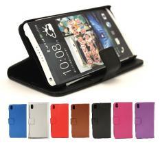 billigamobilskydd.seStandcase wallet HTC Desire 816