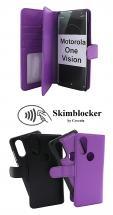 billigamobilskydd.seSkimblocker XL Magnet Wallet Motorola One Vision
