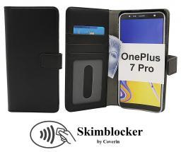 billigamobilskydd.seSkimblocker Magnet Wallet OnePlus 7 Pro