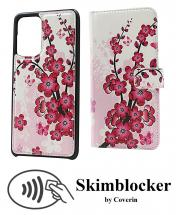 CoverInSkimblocker Magnet Designwallet Samsung Galaxy A52 / A52 5G / A52s 5G