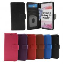 billigamobilskydd.seNew Standcase Wallet Samsung Galaxy S9 (G960F)