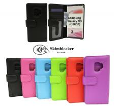 CoverInSkimblocker Plånboksfodral Samsung Galaxy S9 (G960F)