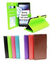 billigamobilskydd.seCrazy Horse Wallet Sony Xperia XA Ultra (F3211)