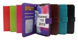 billigamobilskydd.seCrazy Horse Wallet Huawei Y5 2019