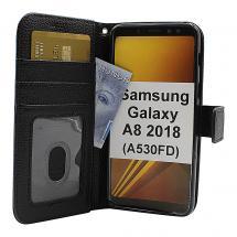billigamobilskydd.seNew Standcase Wallet Samsung Galaxy A8 2018 (A530FD)