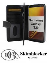 CoverInSkimblocker XL Wallet Samsung Galaxy S20 (G980F/G981B/DS)