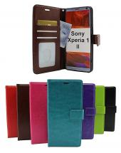 billigamobilskydd.seCrazy Horse Wallet Sony Xperia 1 II (XQ-AT51)