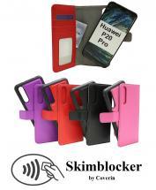 CoverInSkimblocker Magnet Fodral Huawei P20 Pro