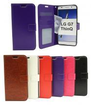 billigamobilskydd.seCrazy Horse Wallet LG G7 ThinQ (G710M)
