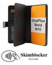 CoverInSkimblocker XL Wallet OnePlus Nord N10