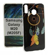 billigamobilskydd.seDesignskal TPU Samsung Galaxy M20 (M205F)
