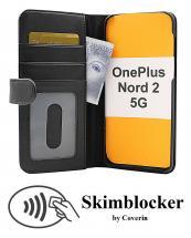 CoverInSkimblocker Plånboksfodral OnePlus Nord 2 5G