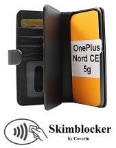 CoverInSkimblocker XL Wallet OnePlus Nord CE 5G