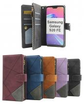 billigamobilskydd.seXL Standcase Lyxfodral Samsung Galaxy S20 FE 5G (G780F / G781B)