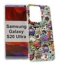 billigamobilskydd.seDesignskal TPU Samsung Galaxy S20 Ultra (G988B)