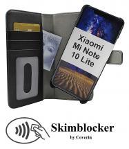 CoverInSkimblocker Magnet Fodral Xiaomi Mi Note 10 Lite