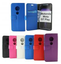 billigamobilskydd.seStandcase Wallet Motorola Moto G7 Play