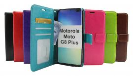 billigamobilskydd.seCrazy Horse Wallet Motorola Moto G8 Plus