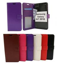 billigamobilskydd.seCrazy Horse Wallet Samsung Galaxy A7 2018 (A750FN/DS)