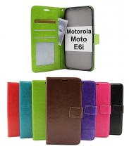billigamobilskydd.seCrazy Horse Wallet Motorola Moto E6i