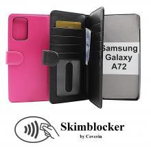 CoverInSkimblocker XL Wallet Samsung Galaxy A72 (A725F/DS)
