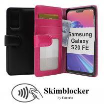 CoverInSkimblocker Plånboksfodral Samsung Galaxy S20 FE (G780F)