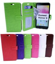 billigamobilskydd.seCrazy Horse Wallet Huawei Honor 9 (STF-L09)