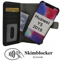billigamobilskydd.seSkimblocker Magnet Wallet Huawei Y5 2019