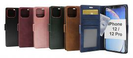 billigamobilskydd.seLyx Standcase Wallet iPhone 12 / 12 Pro (6.1)