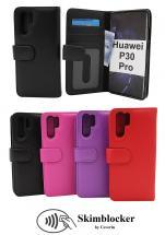 CoverInSkimblocker Plånboksfodral Huawei P30 Pro