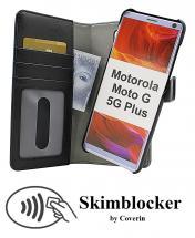 CoverInSkimblocker Magnet fodral Motorola Moto G 5G Plus