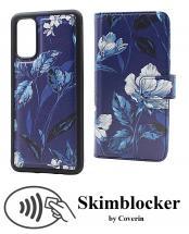 CoverInSkimblocker Magnet Designwallet Samsung Galaxy S20 (G980F)