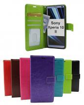 billigamobilskydd.seCrazy Horse Wallet Sony Xperia 10 II (XQ-AU51 / XQ-AU52)