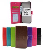 billigamobilskydd.seCrazy Horse Wallet Motorola Moto G100