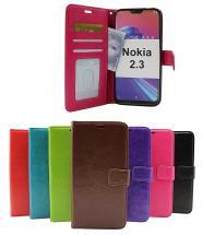 billigamobilskydd.seCrazy Horse Wallet Nokia 2.3