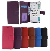 billigamobilskydd.seNew Standcase Wallet Samsung Galaxy Note 8 (N950FD)