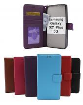 billigamobilskydd.seNew Standcase Wallet Samsung Galaxy S21 Plus 5G (G996B)