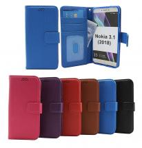 billigamobilskydd.seStandcase Wallet Nokia 3.1 (2018)