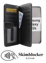 CoverInSkimblocker XL Wallet Samsung Galaxy A02s